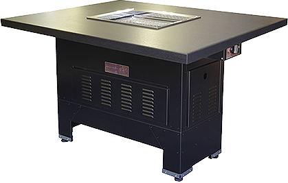 煙の少ない焼肉ロースター